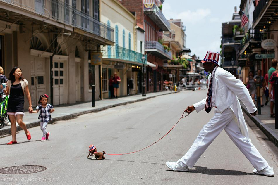 Streets of the French Quarter ( Arnaud Montagard )
