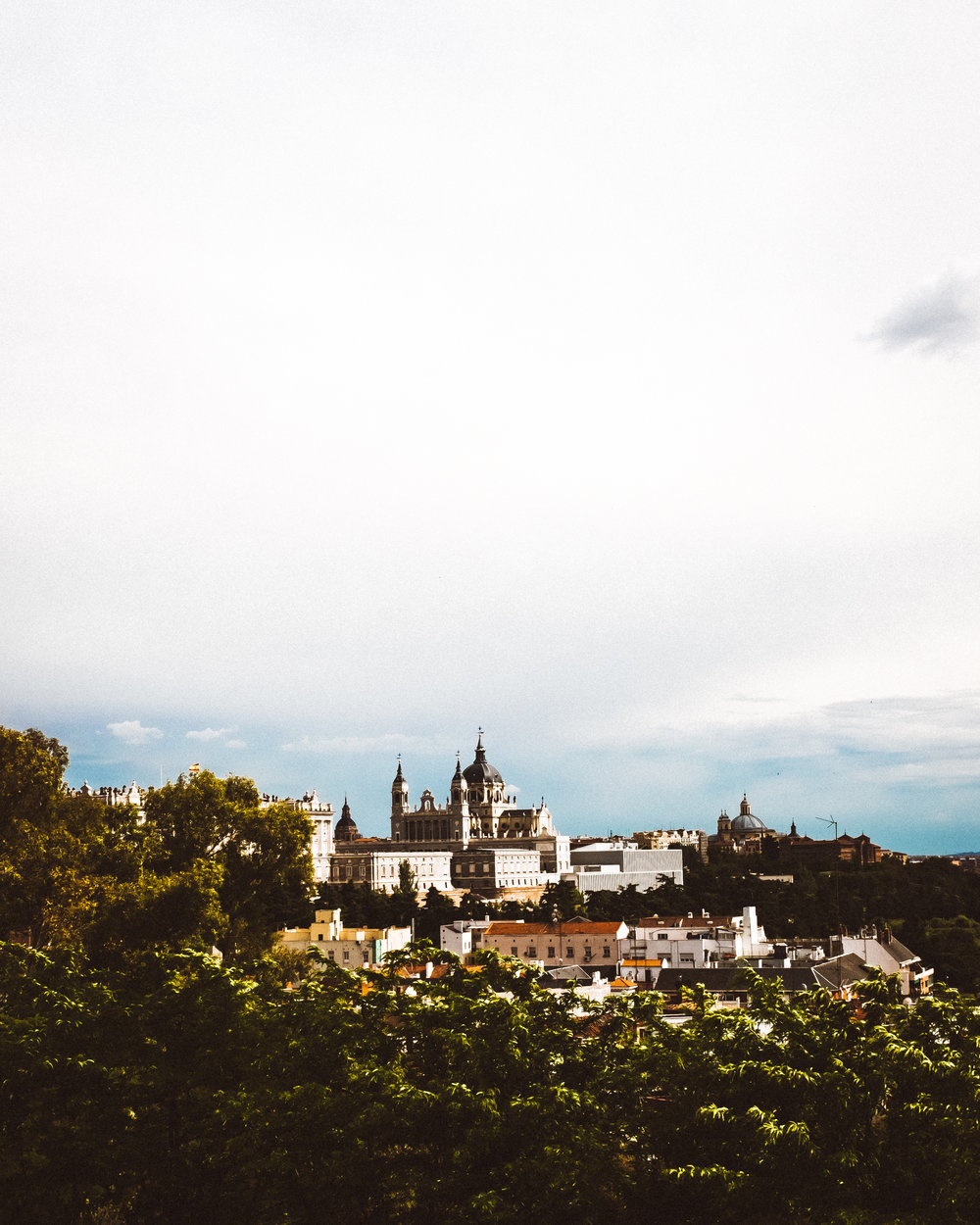 View over the Royal Palace