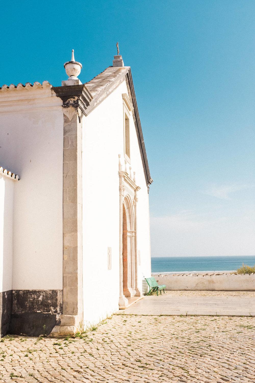 Cacela Velha small church