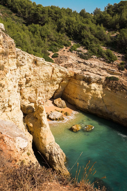 Algarve Portugal beach