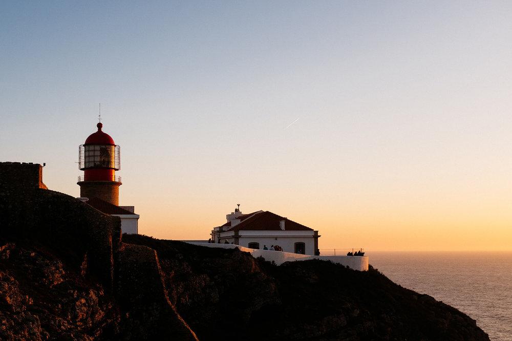 Farol (lighthouse) do Cabo de São Vicente
