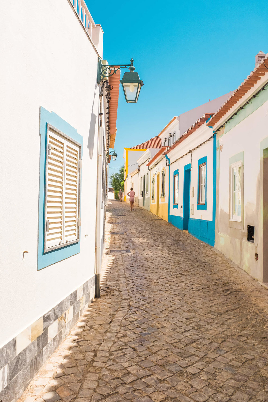 Ferragudo Algarve Portugal