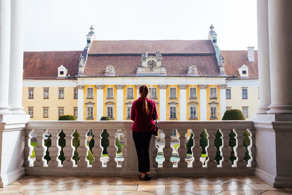 St. Florian Monastery Austria Road Trip