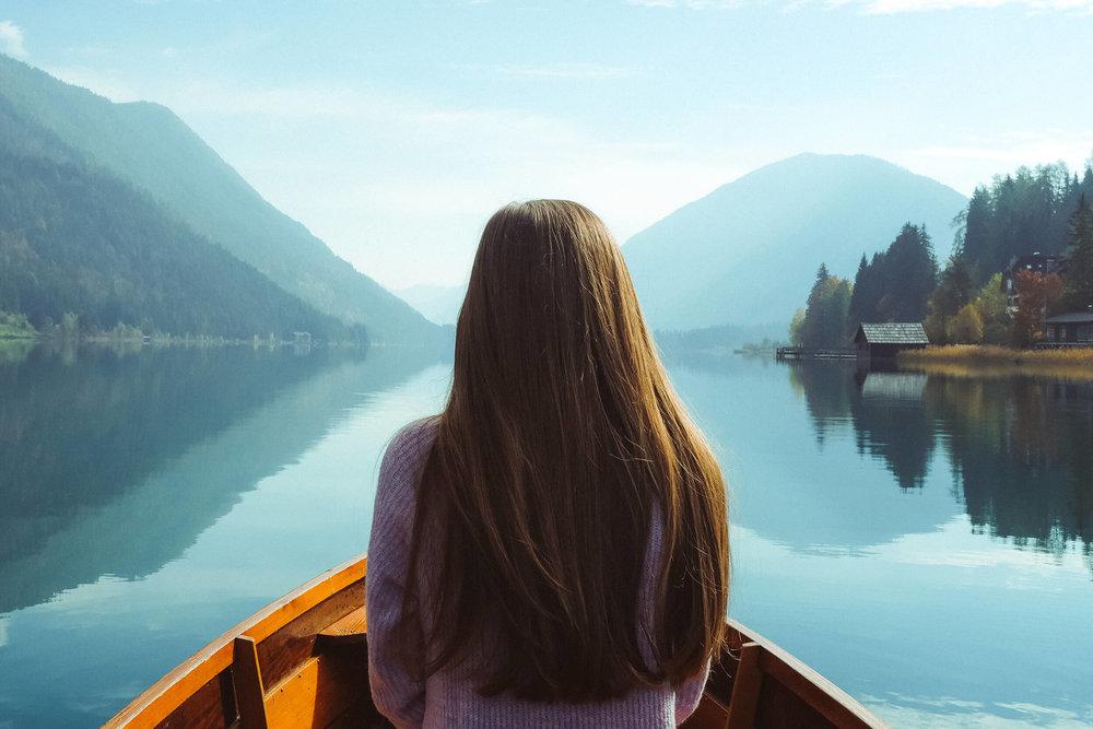 Weissensee Lake Austria Road Trip