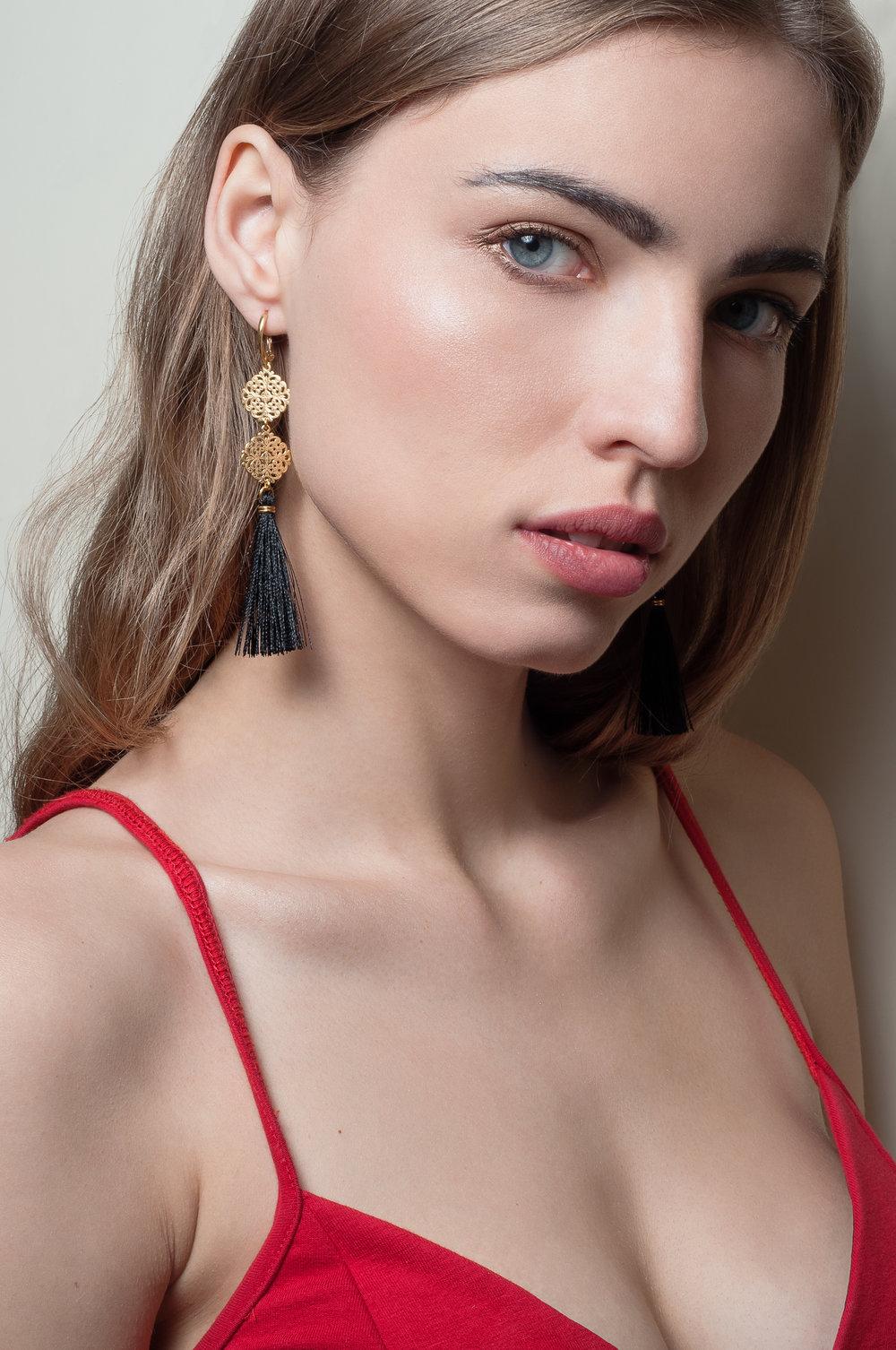 lookbook for Coccola   model: Dominika Tarnicka