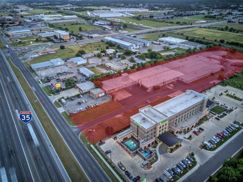 124,032 SF Industrial San Marcos, Texas