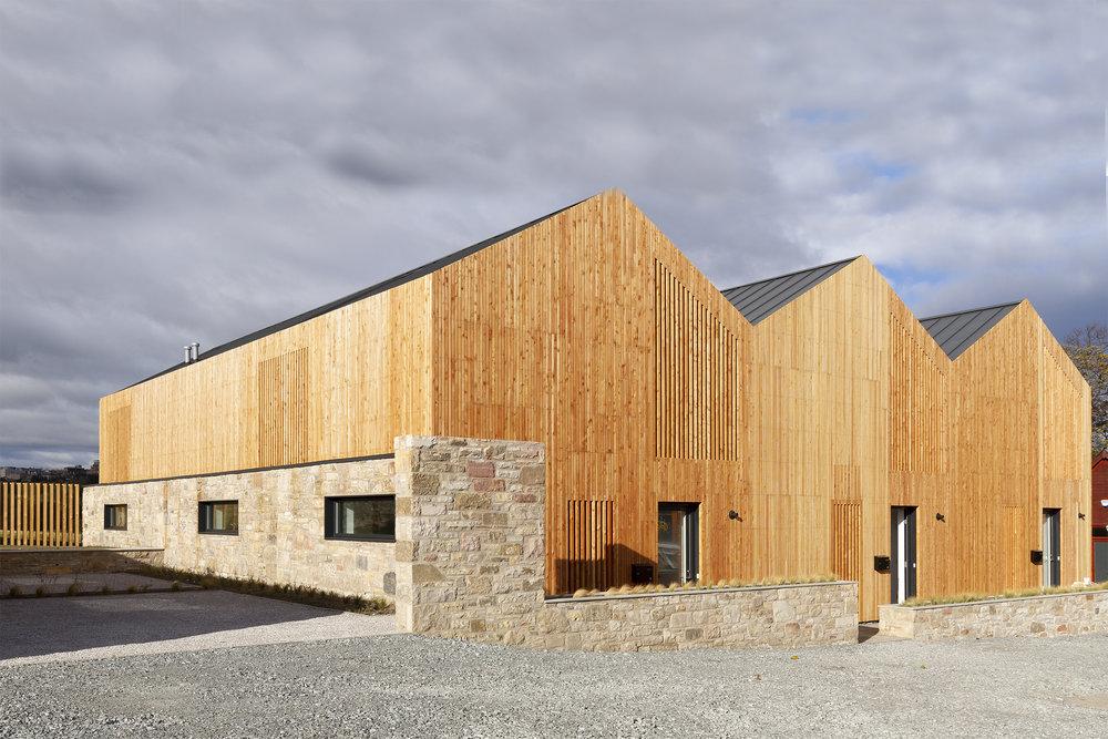 Liberton Barns reaches completion -