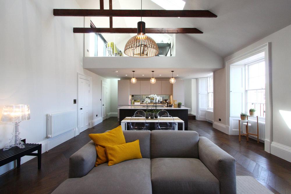 Apartment 4, 5 Melville Crescent