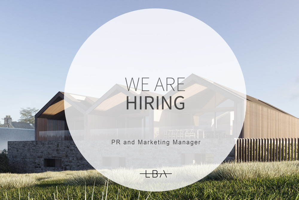 We are hiring. - PR & Marketing Manager