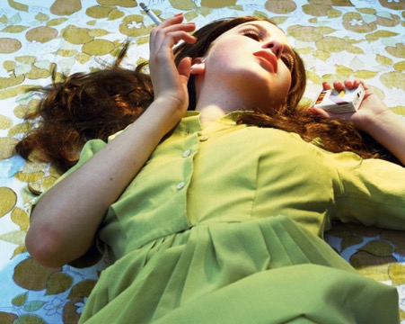 The Big Valley: Desiree, 2008 © Alex Prager Studio and Lehmann Maupin, New York and Hong Kong.