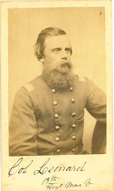 Col. Samuel Haven Leonard