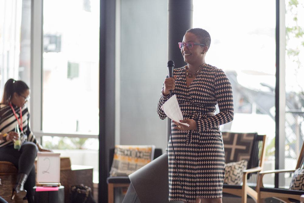 Women's Funding Network. Seattle, WA. September 2018