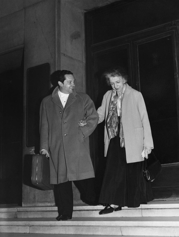 Avec Arthur Grumiaux