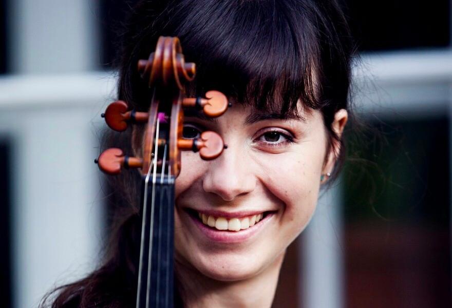 Marketa Janouskova  (violon)