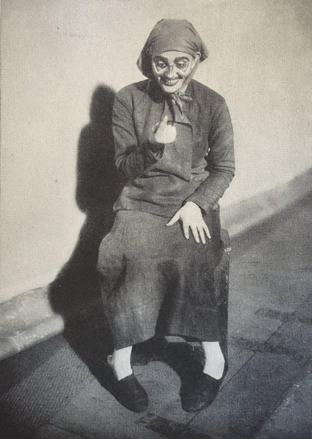 Habima, Das Hebräische Theater, Berlin-Wimersdorf, 1928.