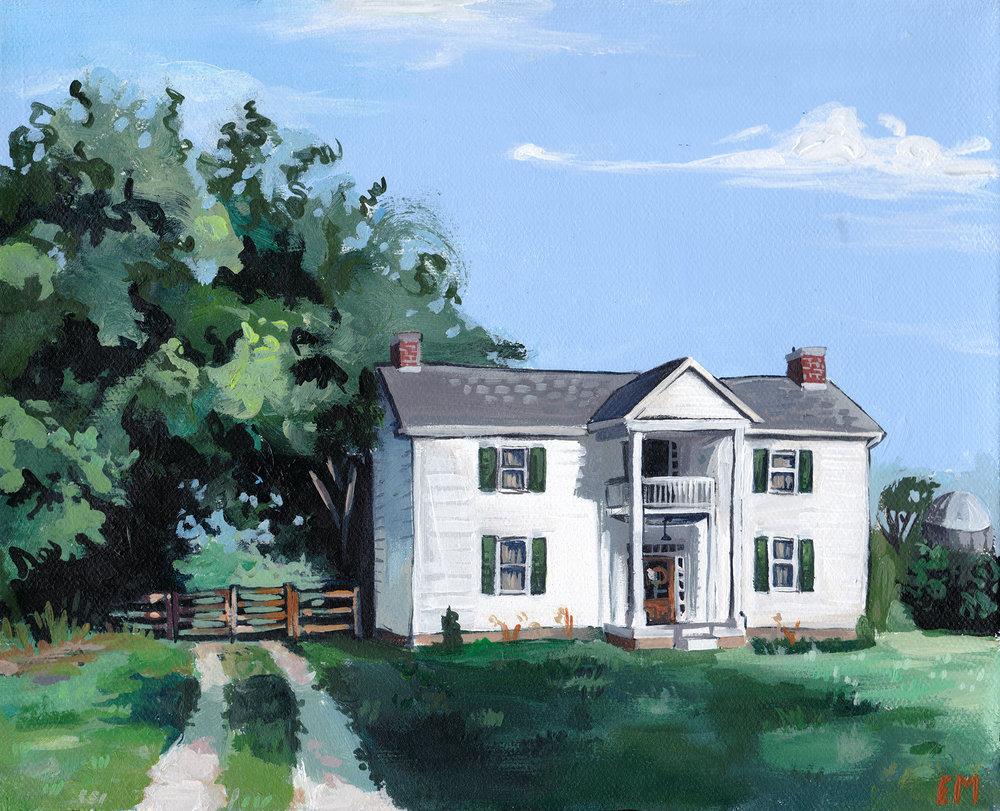 Flatwoods Farmhouse