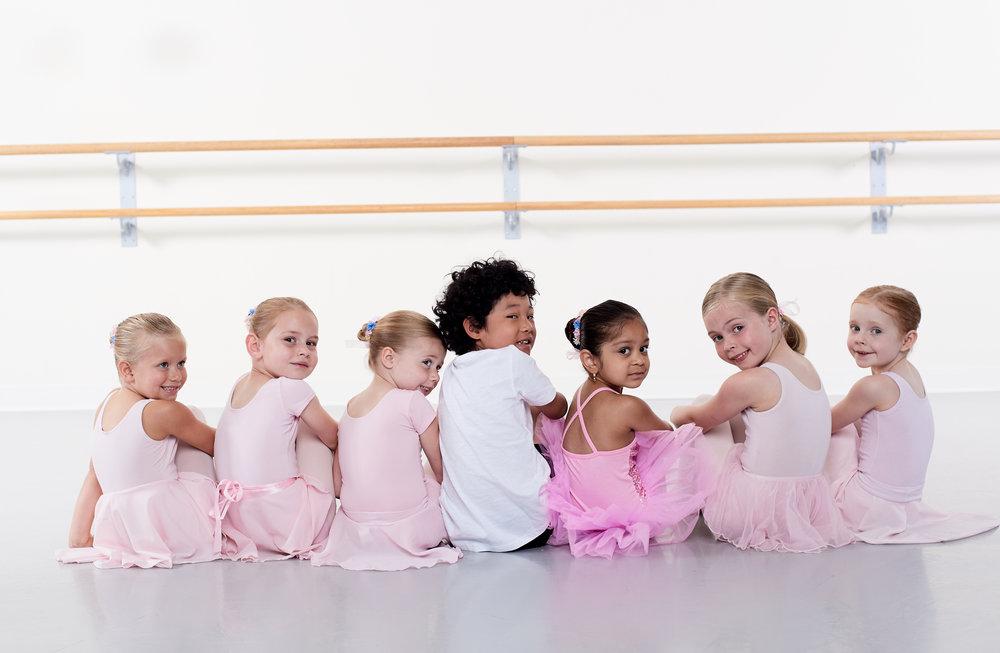 Pre-Ballet 1 - 7yrs old
