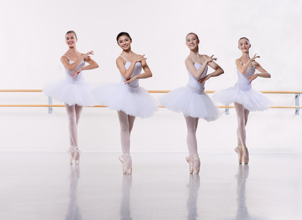 Advanced Ballet 13+ *Invitation Only