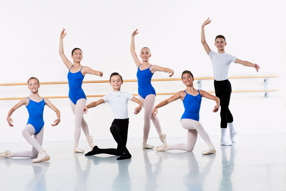 Beginner/Intermediate Ballet 7 - 18yrs old