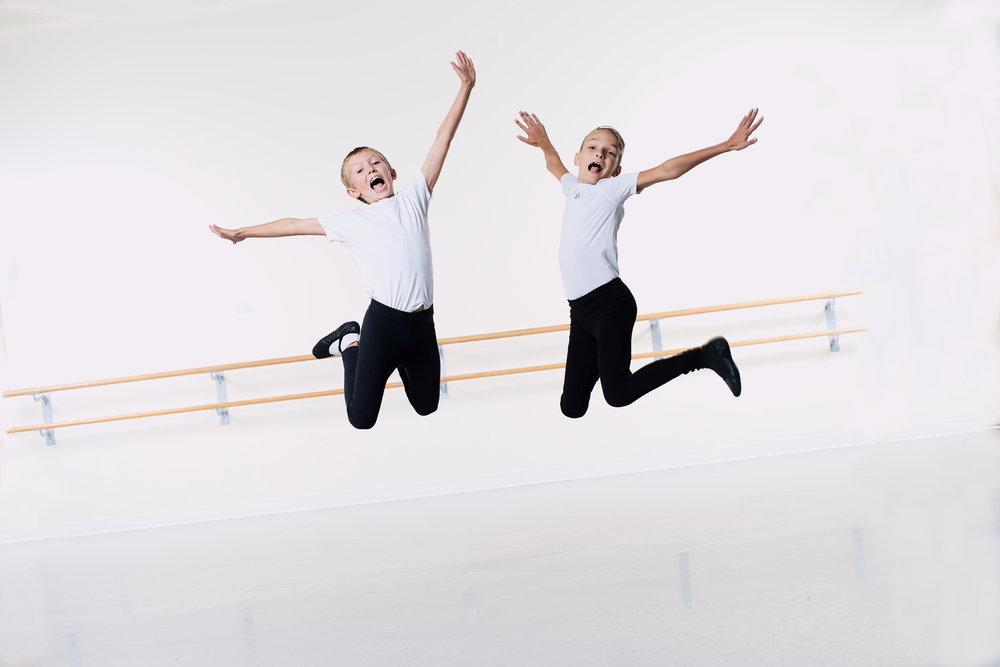 Youth Ballet II - One year of Youth Ballet i Required-OR-Equivalent by evaluation