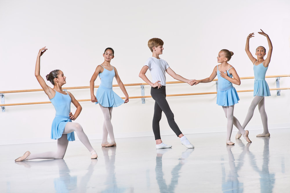 Youth Ballet Intensives and Workshops - Beginning/Intermediate Level