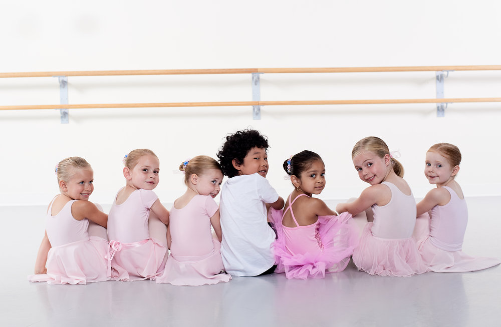 Creative Dance Classes and Workshops - Mommy & Me - Prep for Ballet