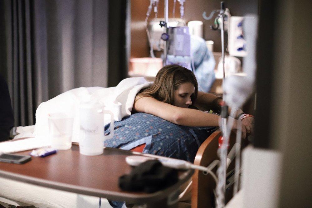 Jessica   Birth Session -