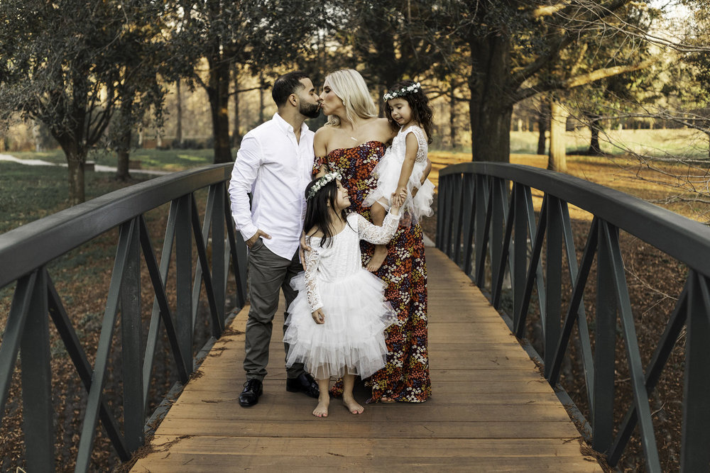 Keelyn and Jose   Family session -