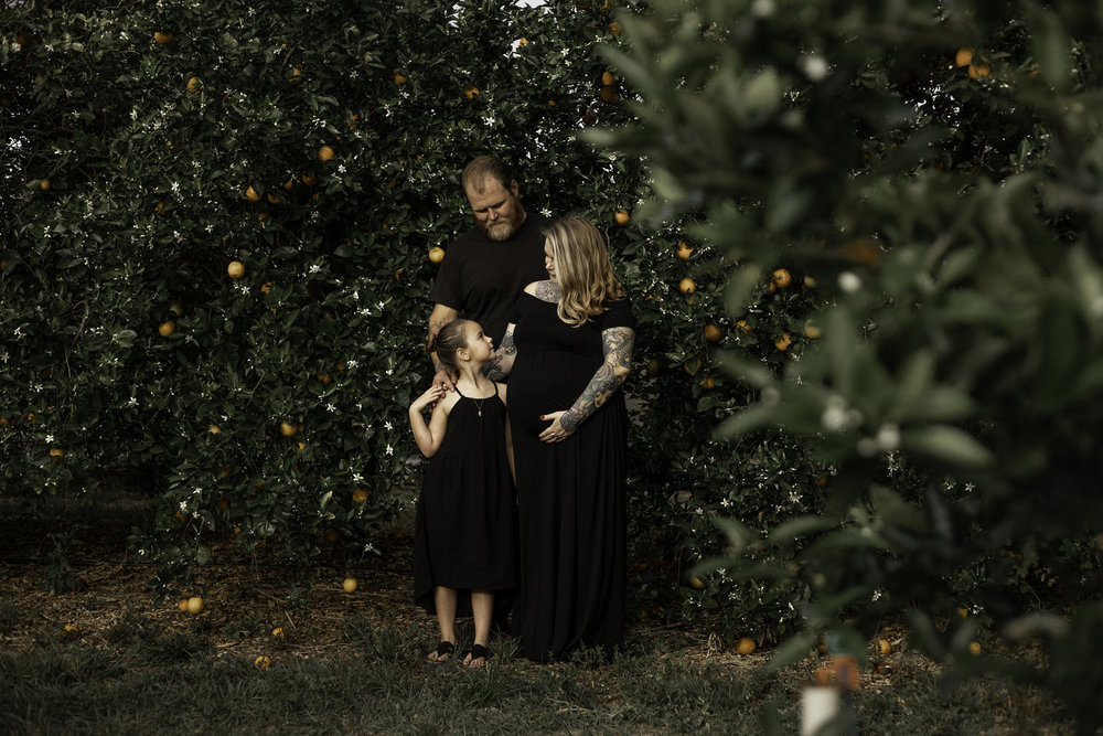 Molly   Family Session -