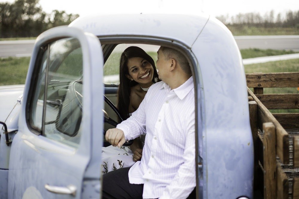 William and Frances   Couple Session -