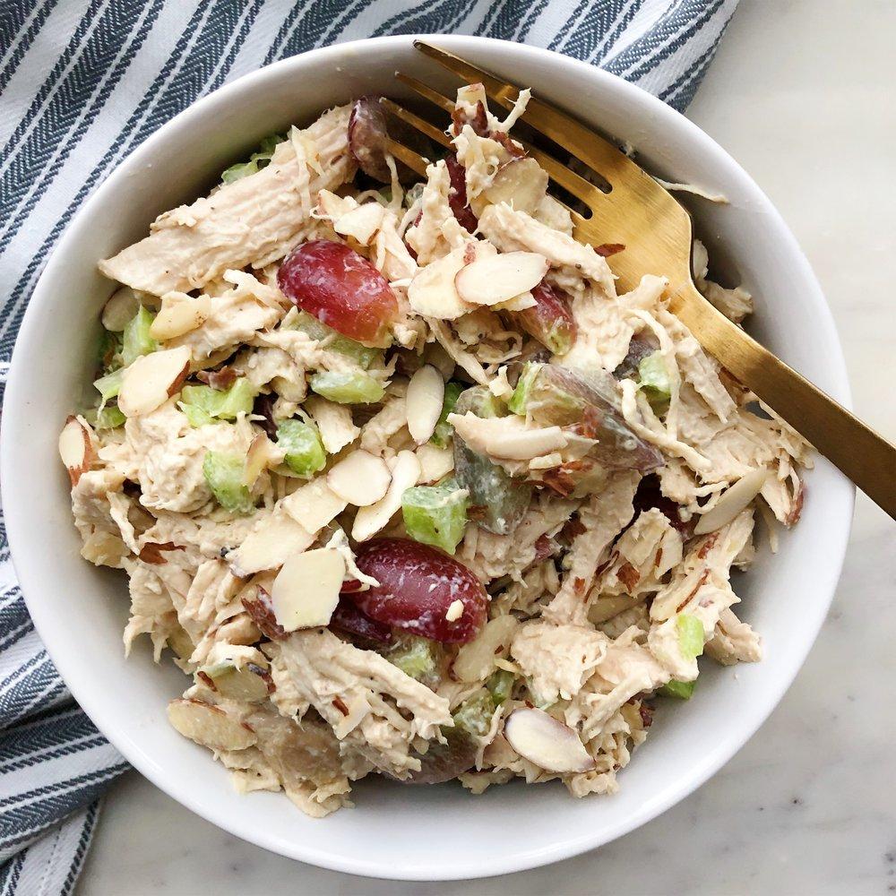 My go-to chicken salad