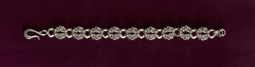 Micro Romamov Rose Bracelet