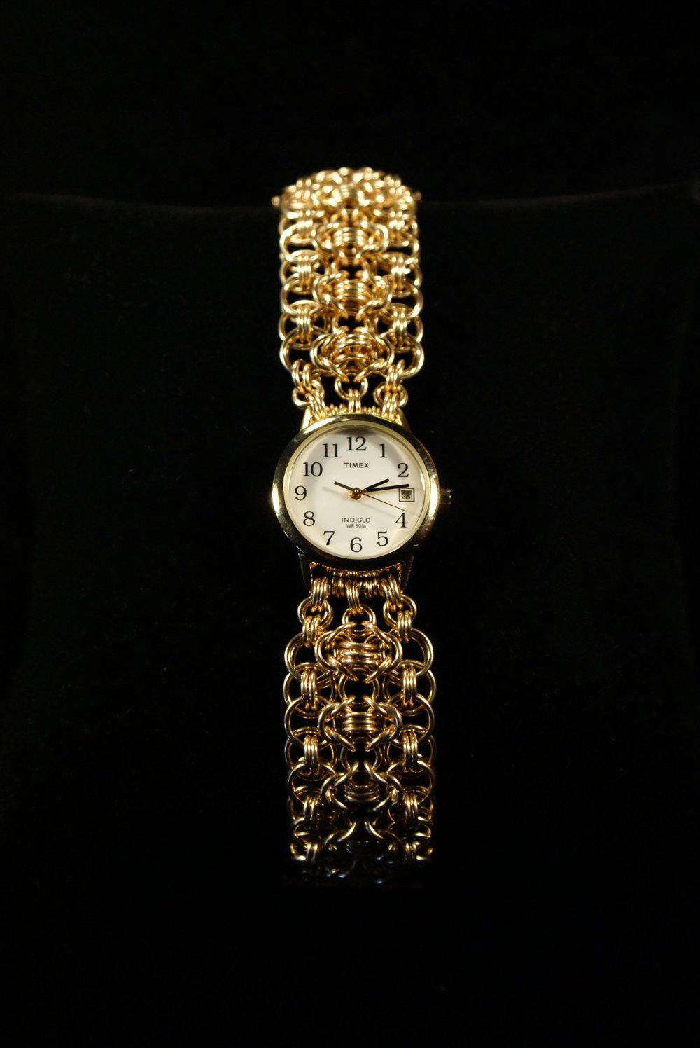 Byzantine Rondo Watchband