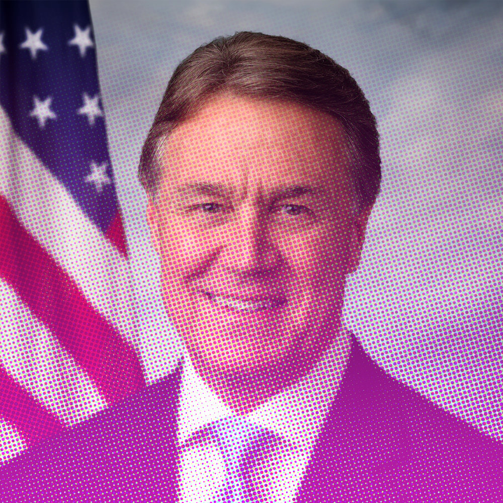 David Perdue (R-GA)$1,985,773* - Tweet a box