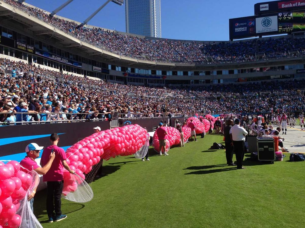 NFL Breast Cancer Awareness Day