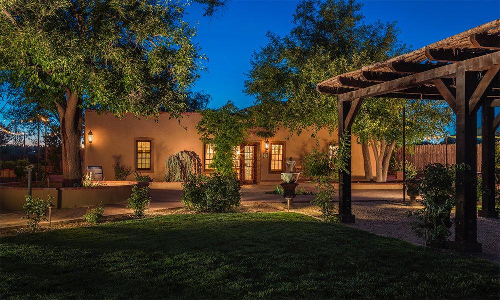 Villa Acequia - Restoration Design