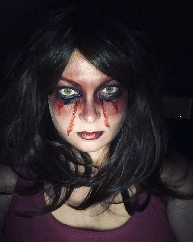 """Torment Factory is waiting for you. Only four more opportunities to attend! Don't miss out on what the public describes our cast and atmosphere as terrifying and """"crazy clever"""". #tormentfactory #scary #terrifying #gainesville #makeup"""