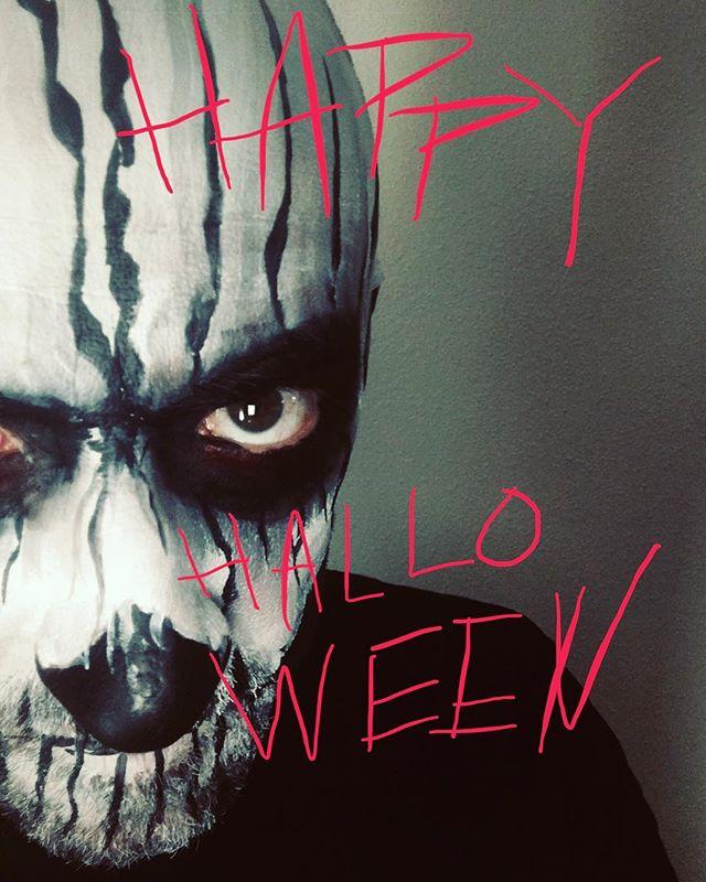 Happy Halloween from all of us at Torment Factory  #halloweenmakeup #october #halloween