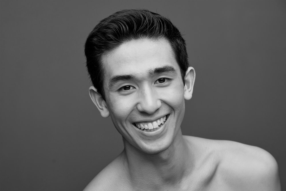 JESSE OBREMSKI - Jesse Obremski, from New York City, started training at The Ailey School and graduated from LaGuardia High School (2012) and The Juilliard School (2016 under the direction of Lawrence Rhodes). Jesse, an Eagle Scout Rank recipient, 2016 Jadin Wong Dance Awardee, and Interview En L'air's