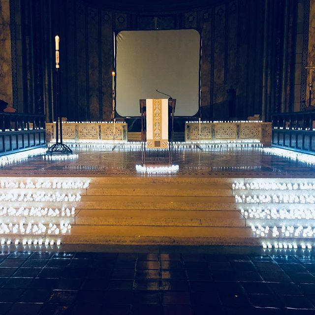 3,000 candles illuminating at least 3,000 lives lost #boricuasremember #1yearaftermaria