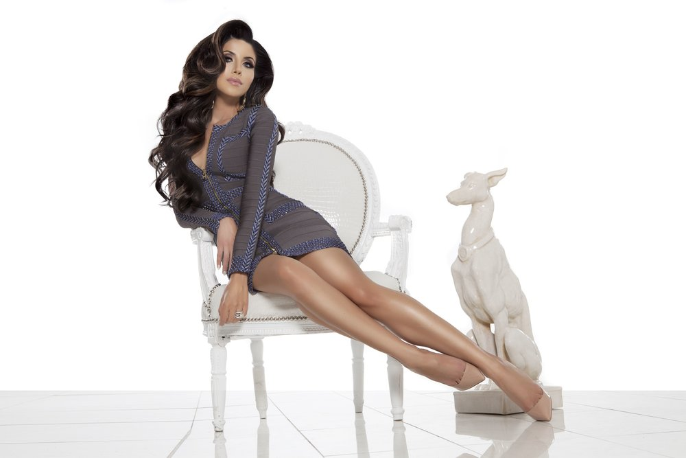 Leyla Milani Khoshbin Founder And President Of Leyla Milani Hair
