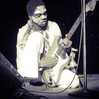 """DeWayne """"Blackbyrd"""" McKnight🎸 From the #funk to #Miles ✊🏾 to #MilesElectricBand 💡This Brotha is the truth!  #blackbyrdmcknight #pfunk #funkadelic #funk #parliament #guitarist #milesdavis #jazz #mileselectricband #redhotchilipeppers #legend"""