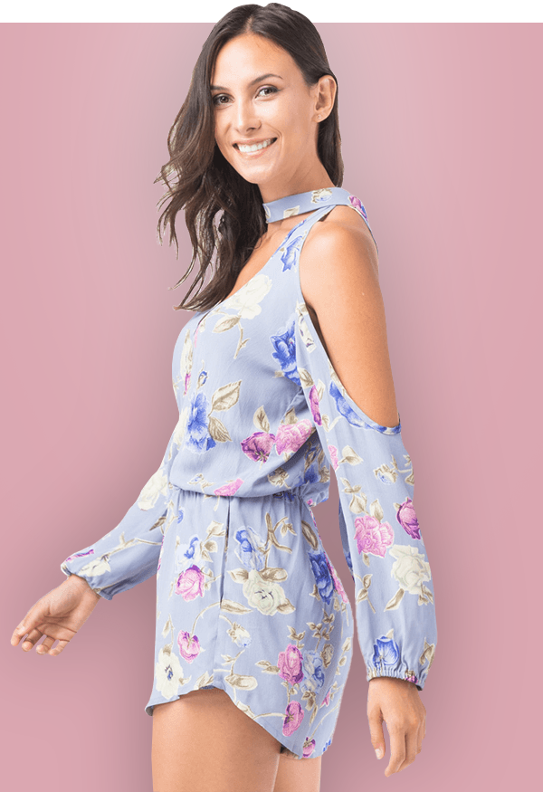 ROMPERS & JUMPSUITS -