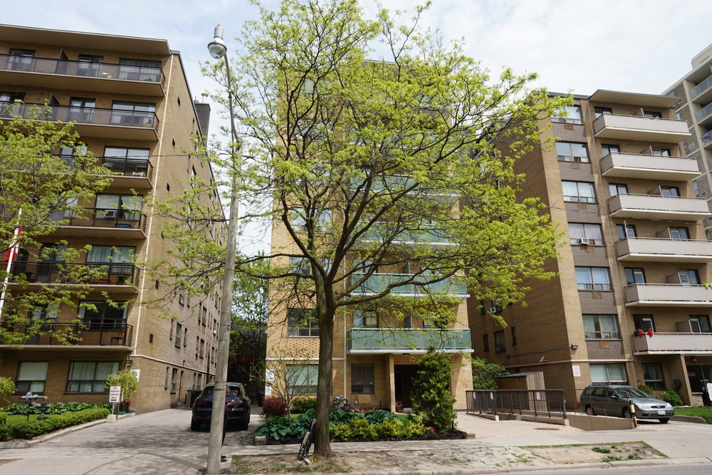 151 St. George St., Toronto.JPG
