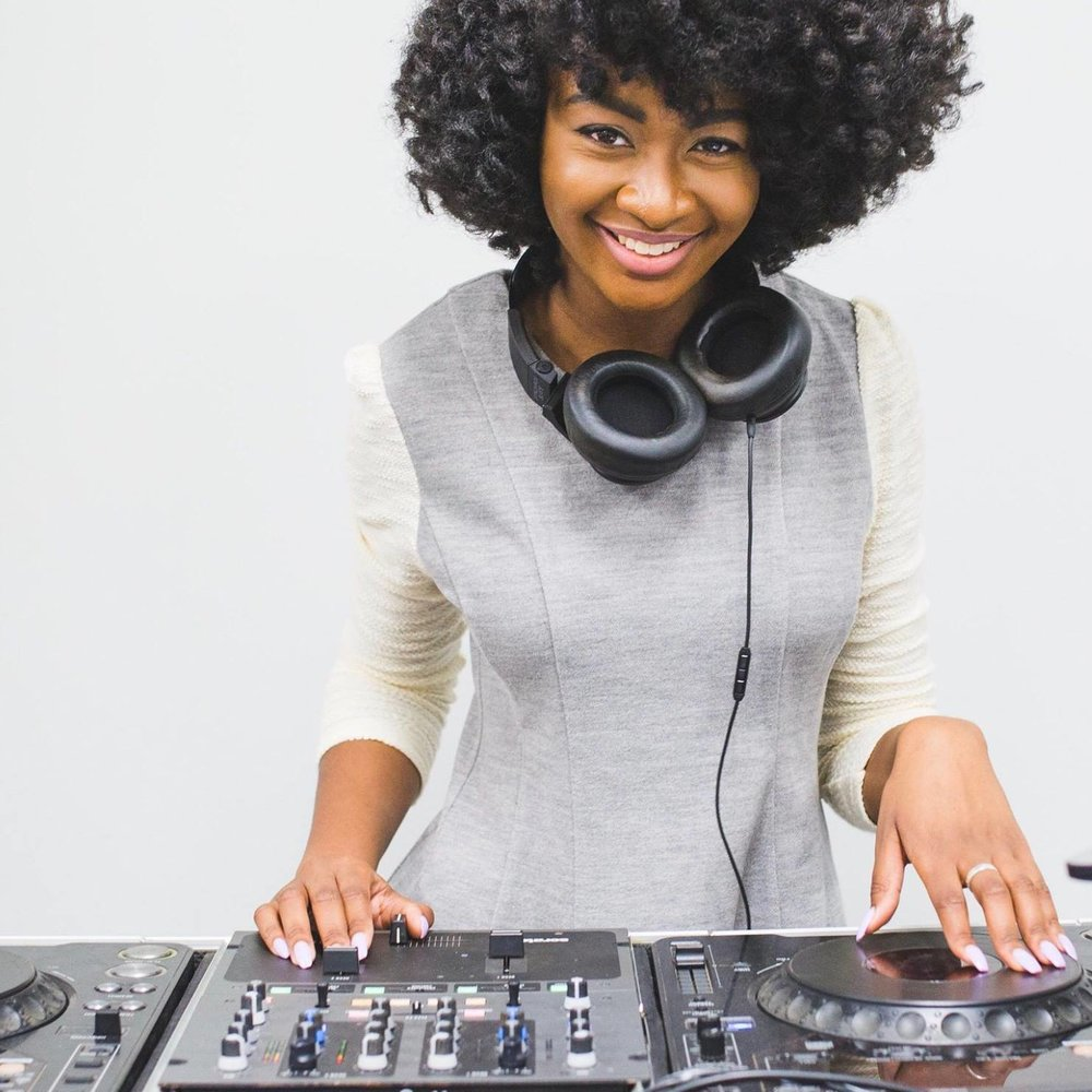 Ashley ashley shanel aka SHANEL THE DJ -