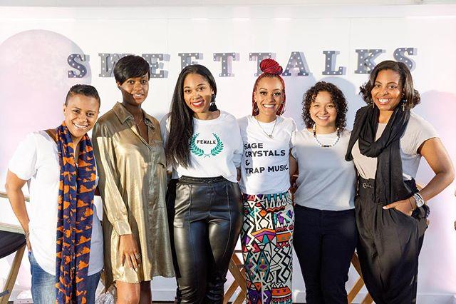 #SweetTalks Live Squad. 💕🎙🧁 . . . . . . #SweetTalksLive #blackgirlmagic #rva #livepodcast #retreat #podcast #podsincolor #womeninbusiness #bossbabesrva #bosschic #entrepreneur #networking #rvaevents #womenentrepreneurs #empowerwomen #girlboss #podcasts #womenofcolor #rvawomen #womenwholead #blackgirlmagic #blackpodcast #squadgoals #entrepreneurs #dessert #richmondva #dmv #rvabusiness