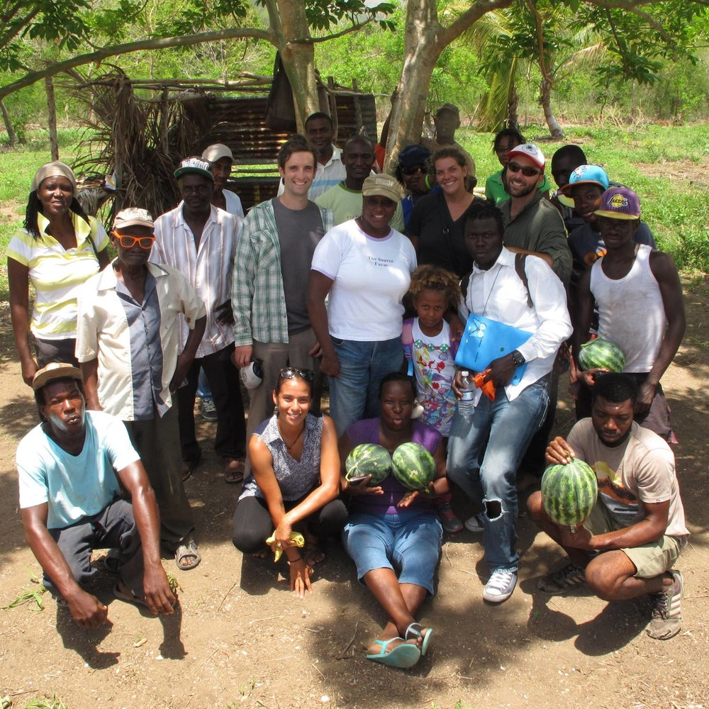 One One Coco - Natural Farmer Training Program