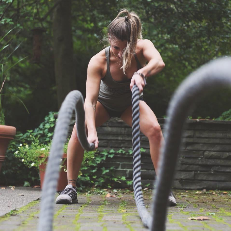 Gina Saxon - Bare Grit Fitness, LLC.
