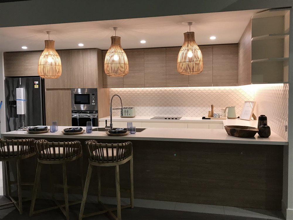 Rockpool Apartments - Kitchen