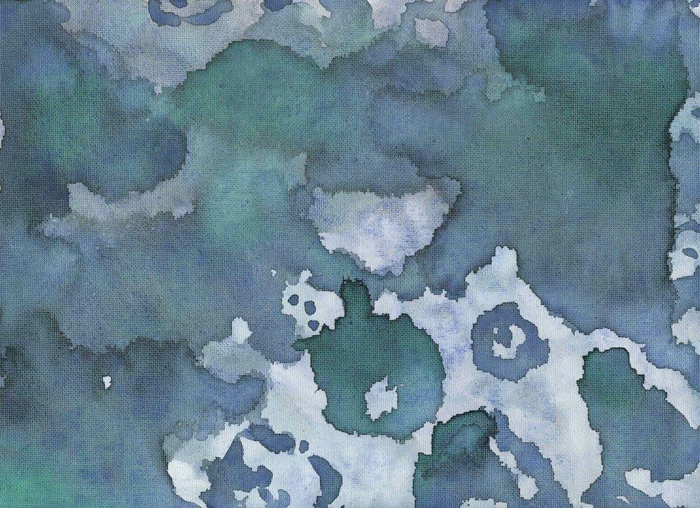 """""""Pangaea"""" Wallpaper Mural"""